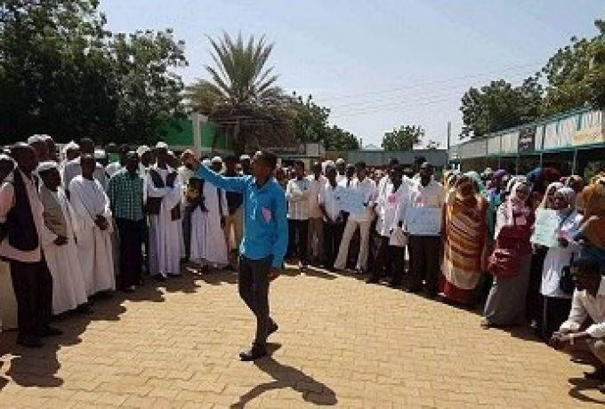 لجنة اطباء السودان تمدد رفع الإضراب لمدة اسبوع