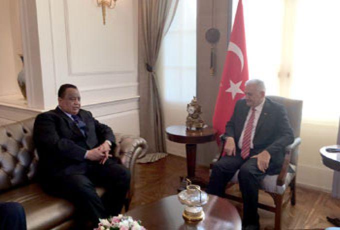 تركيا تتطلع لزيادة إستثماراتها في السودان