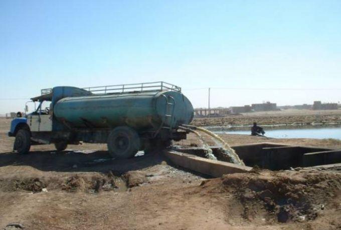 هيئة مياه الخرطوم تقر بإختلاط مياه النيل بمخلفات الصرف الصحي