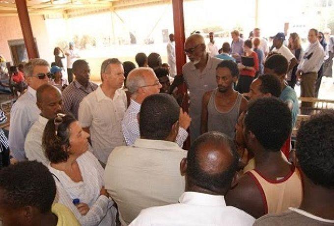 1.3 مليون يورو من إيطاليا لتمويل مشروعين بشرق السودان