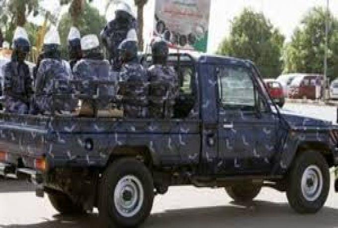 الشرطة تحتوي أحداث عنف بجامعة ام درمان الإسلامية