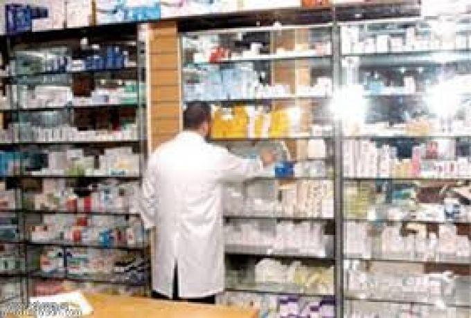 شعبة الصيدليات : اسعار الأدوية ستتضاعف 300%