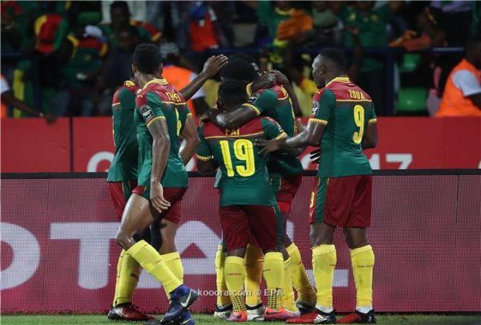 الكاميرون يغازل كأس الأمم الغائبة 15 عاماً بلقاء النهائي امام مصر