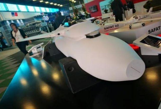السودان يستعرض قدرات صناعاته العسكرية بمعرض الإمارات