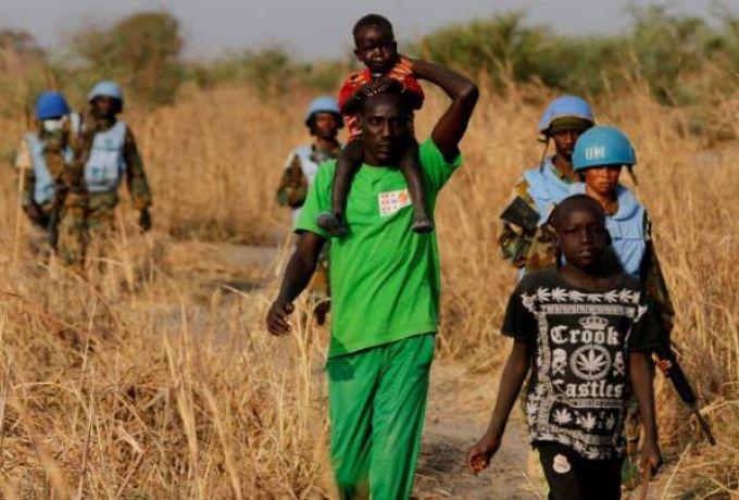 1،5 مليون لاجئ فروا من جنوب السودان