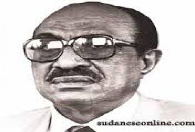 الحزب الإتحادي الموحد ينعي سيد أحمد الحسين