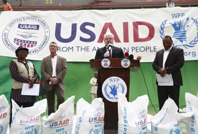سفينتا مساعدات أمريكية للمتضررين من الحرب بالسودان وجنوب السودان