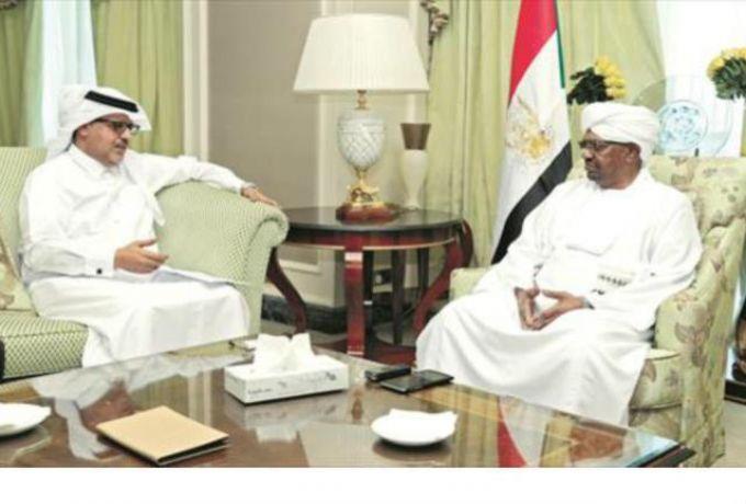 البشير لـ الشرق القطرية:حضوري قمة يشارك فيها الرئيس الأمريكي نقلة في علاقاتنا الدولية