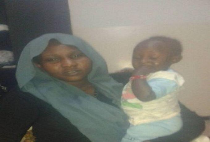أسرة سودانية تتعرض (للشتات) بليبيا