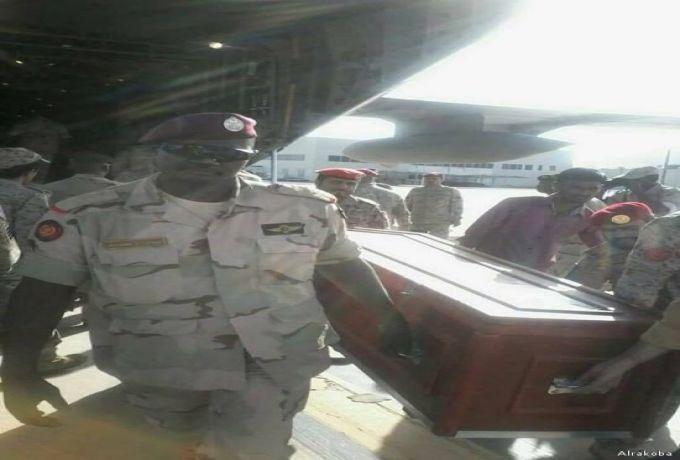 دفن 17 جثة لجنود سودانيين بالمدينة المنورة