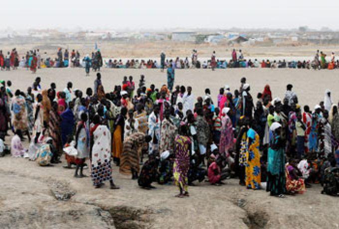 يونسيف تطلب 22 مليون دولار لإنقاذ 100 طفل سوداني