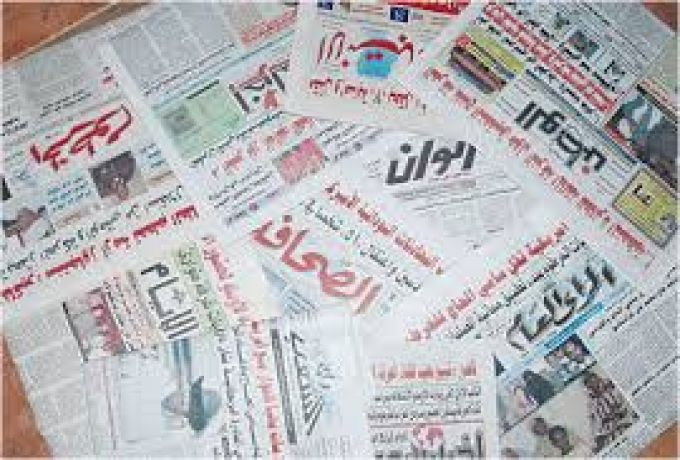 الصحف السياسية:علاوة للمعلمين إعتباراً من الشهر الحالي،10 بلاغات جديدة لنيابة الأموال،الفريق طه مستشاراً للوفد السعودي