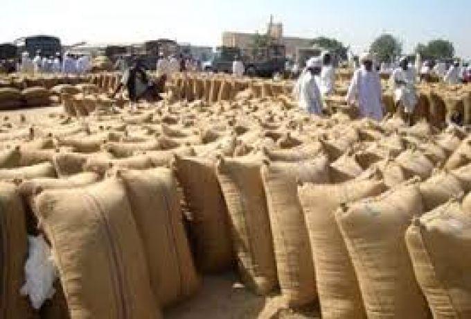 اليابان تعيد شحن السمسم الي السودان
