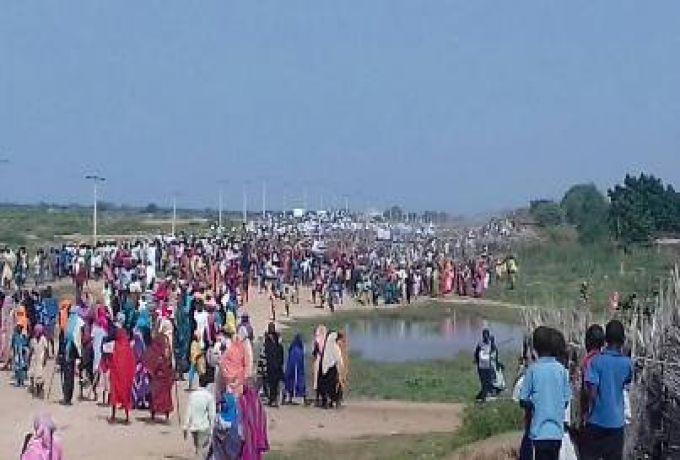 حكومة جنوب دارفور تتهم نازحين بإطلاق النار بإتجاه قوة تأمين الرئيس
