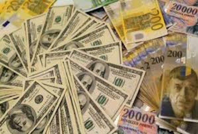 منسوبو دولة بالسودان يحولون 10 مليون دولار شهرياً