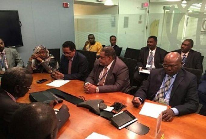 مباحثات سودانية ـ جنوب سودانية بواشنطن لتفعيل الاتفاقات الاقتصادية