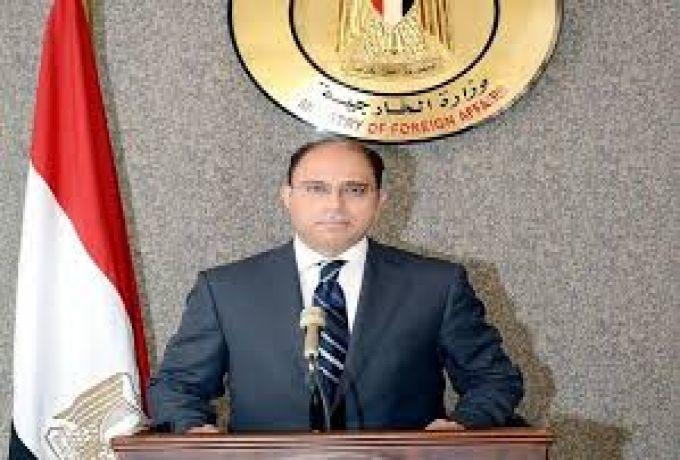 """الخارجية المصرية:العلاقات مع السودان أبدية ولكنها قد تتوتر بسبب """"النهضة"""""""