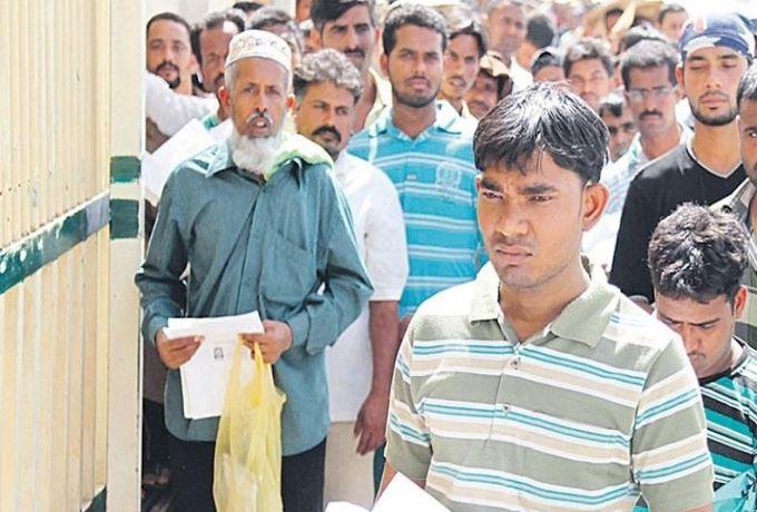 6 % نسبة السودانيين المخالفين بالسعودية