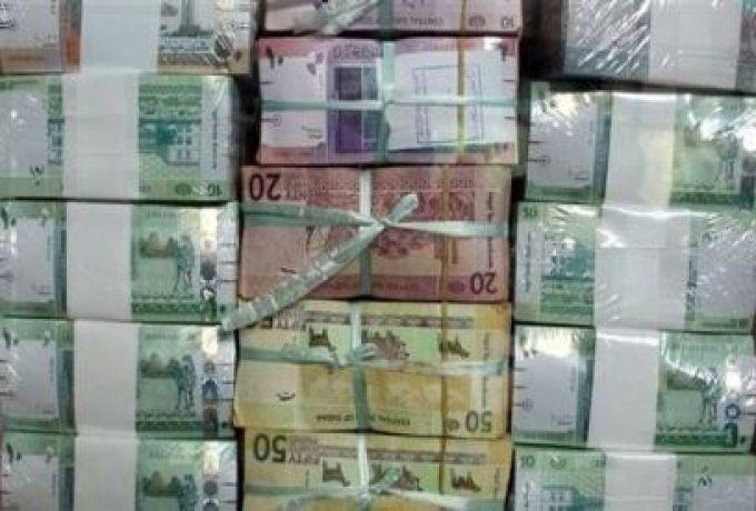 إستقرار الجنيه السوداني امام العملات الأجنبية