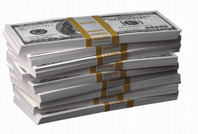 الدولار يسجل ارتفاعاً امام الجنيه السوداني