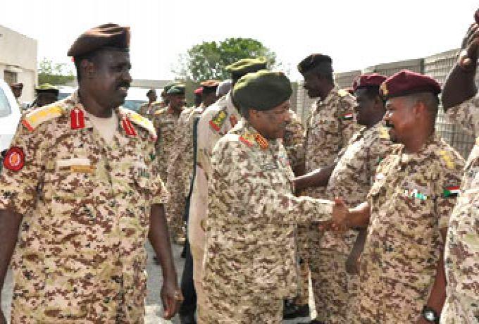 هل ستتولي قوات سودانية حدود اريتريا وجيبوتي ؟