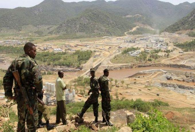 نشر قوة سودانية اثيوبية علي الحدود