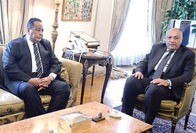 غندور يعقد الخميس اجتماعاً مع نظيره المصري بأديس أبابا