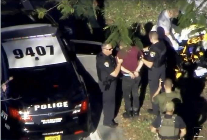 مجزرة بمدرسة أمريكية توقع 17 قتيلاً وعشرات الجرحي