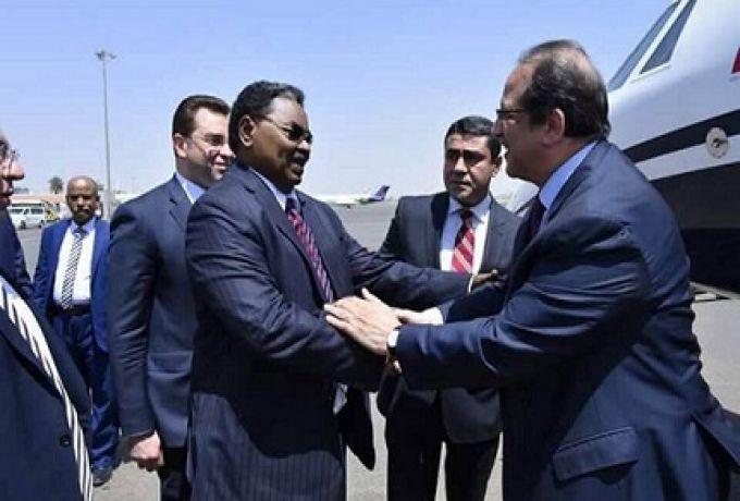 جهاز الامن والمخابرات السوداني يوجه الصحف بوقف الحملات علي مصر