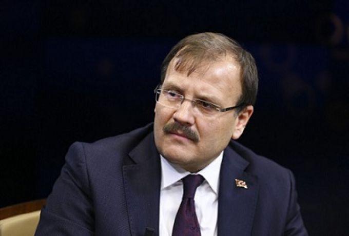 تركيا تعلن رغبتها رفع التبادل التجاري مع السودان الي مليار دولار