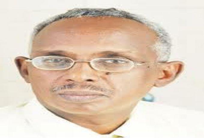عثمان ميرغني : وطن محمد الامين
