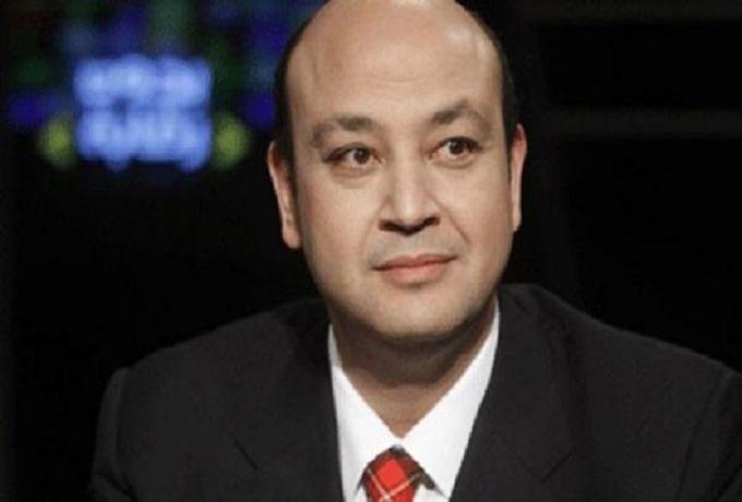 عمرو أديب : مصالحنا مع السودان مصالح إجبارية لا يوجد فيها هزار