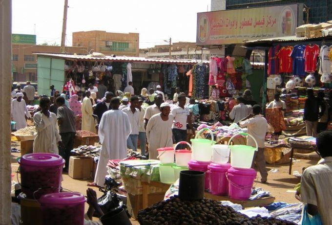 إصرار قوي لمعتمد كرري علي إزالة سوق واقامة صالة افراح قبالة مسجد