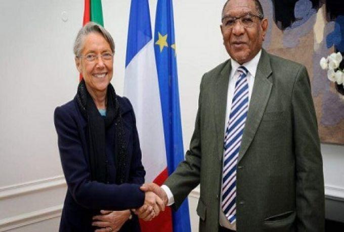 وزير النقل يجري مباحثات بفرنسا لتطوير سودانير والخطوط البحرية والاستثمار