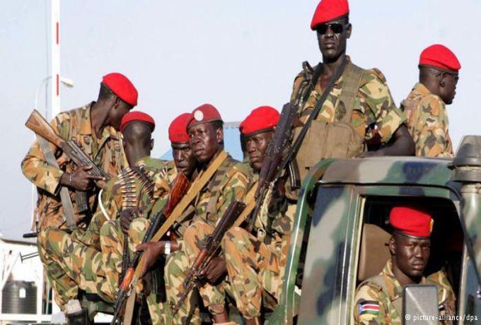 وفاة قائد جيش جنوب السودان بالقاهرة