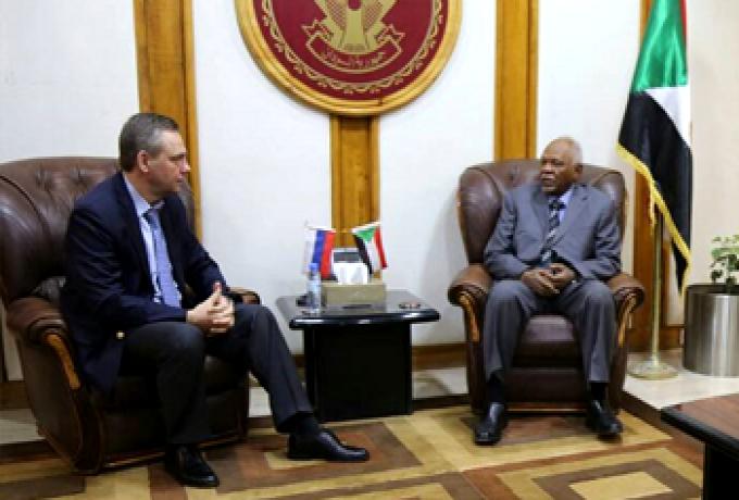 السودان يبحث تطوير التعاون العسكري مع روسيا