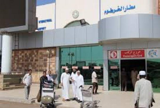 ضبط أجانب سربوا 64 ألف حبة مخدرة عبر مطار الخرطوم