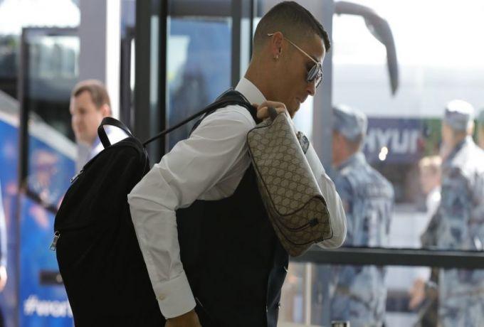 بعد اجتماع عاصف .. رونالدو لريال مدريد : وداعاً