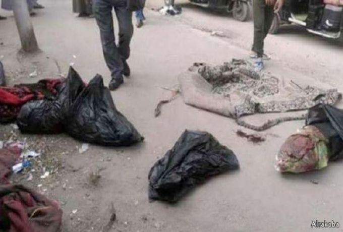 مصر .. القبض علي المتهمين بقتل أطفال وإلقاء جثثهم في الطريق