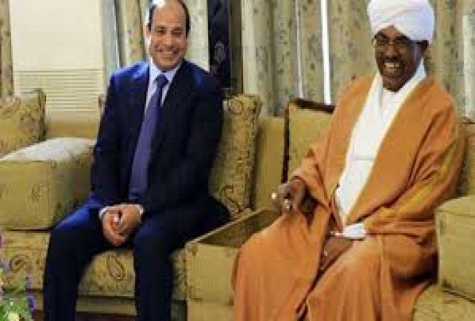 ماذا قال الإعلام المصري عن زيارة السيسي للسودان ؟