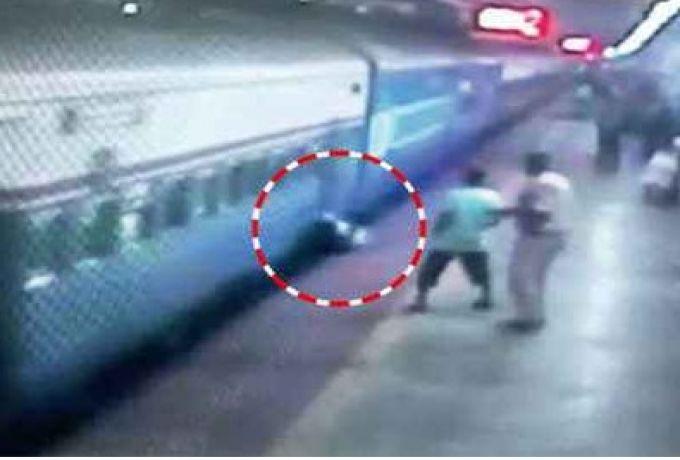 وفاة الطالبة السودانية التي سقطت تحت عجلات قطار بالهند
