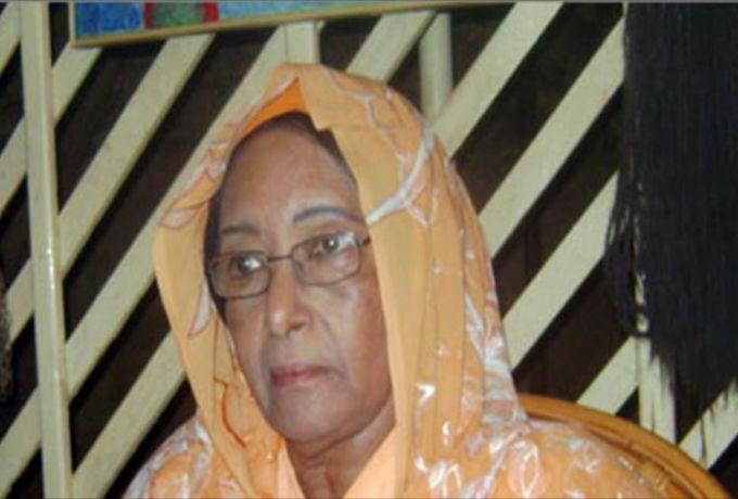 وفاة فاطمة عبد المحمود بلندن