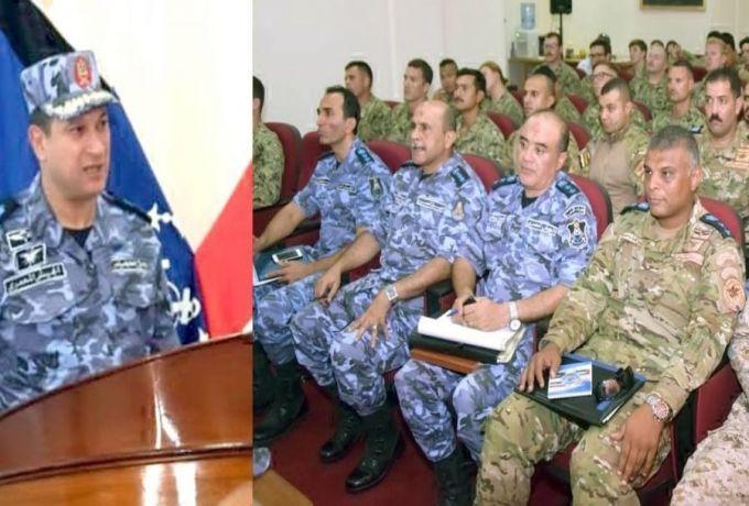 تدريب بحري سعودي مصري اماراتي امريكي بالبحر الأحمر