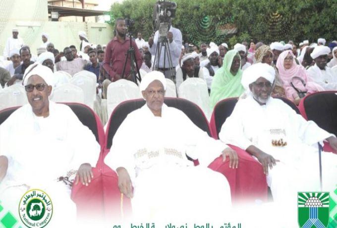 المؤتمر الوطني يفشل في إقصاء نائب رئيس تشريعي الخرطوم