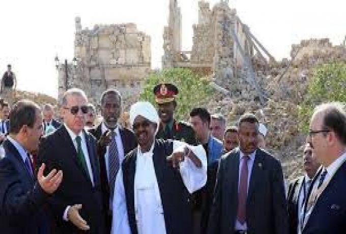 صحيفة عربية : مصر عرضت علي السودان التخلي عن المحور القطري التركي مقابل حوافز أكبر