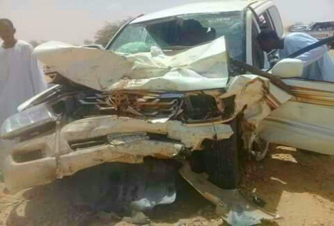 حادث مروع بطريق بورتسودان يودي بحياة أسرة بأكملها