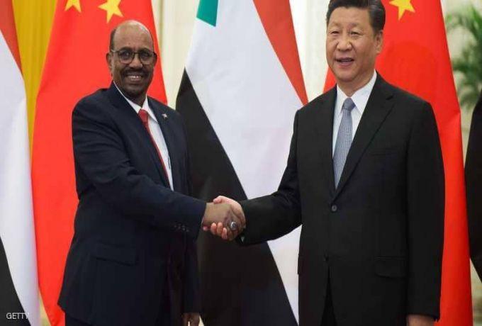الصين تعفي ديونها علي السودان الي عند العام 2015