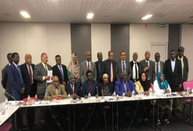 نداء السودان يقترح تعيين مقرر خاص لمراقبة انتهاكات حقوق الانسان