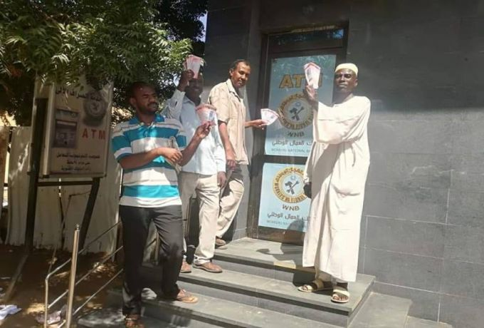 الحكومة السودانية :سحب أموال الصرافات لن يتجاوز ألفي جنيه
