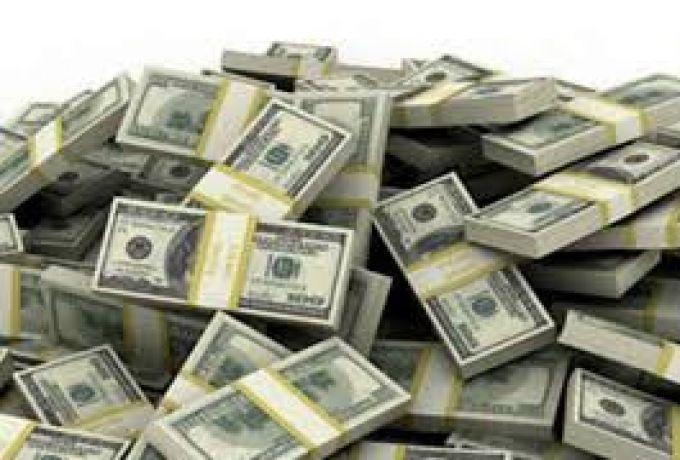 للمرة الأولي الجنيه السوداني يرتفع امام الدولار